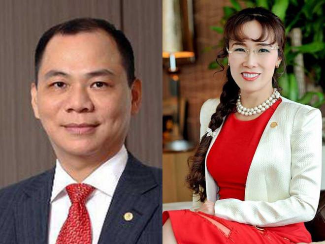 Bất ngờ với những người giàu nhất Việt Nam - 1
