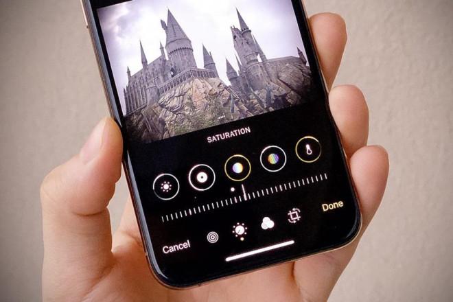 Cách bật tắt hiệu ứng chỉnh sửa ảnh trên ứng dụng Photos của iOS 13 - 1