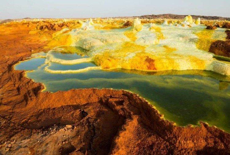 Nơi nóng nhất hành tinh chứa đựng nhiều bí mật khiến ai cũng tò mò - 1