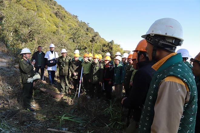 Phát triển du lịch - nhân tố quan trọng giảm áp lực của người dân đối với rừng - 1