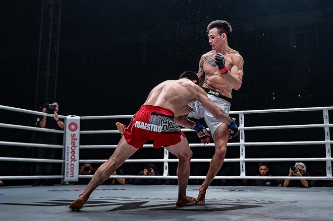 """MMA châu Á: Võ sĩ gốc Việt Thanh Lê đấu """"Kẻ hủy diệt"""" Nhật Bản - 1"""