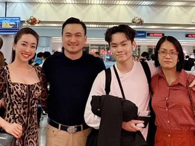 """Chi Bảo sau 2 lần ly hôn: Dắt người yêu mới kém 16 tuổi """"ra mắt"""" vợ cũ và con trai"""
