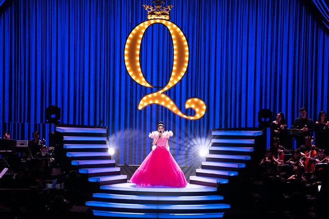 Nữ hoàng Bolero liên tục nghẹn ngào, khóc trước 4.000 khán giả - 1
