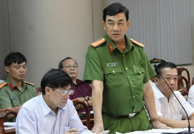 Điều chuyển 53 cảnh sát giao thông Đồng Nai về huyện, xã - 1