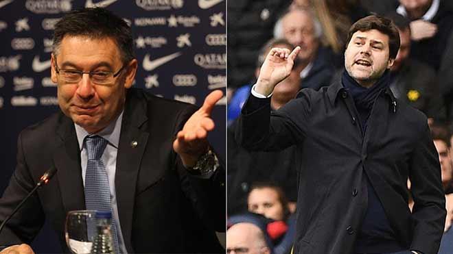 Barcelona sẽ thay HLV Valverde: Liều lĩnh chọn Pochettino, MU có còn cơ hội? - 1