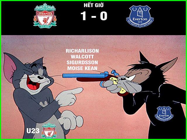 """Anti-fan """"khóc ròng"""" khi Liverpool vẫn bất bại chỉ với đội hình U23"""