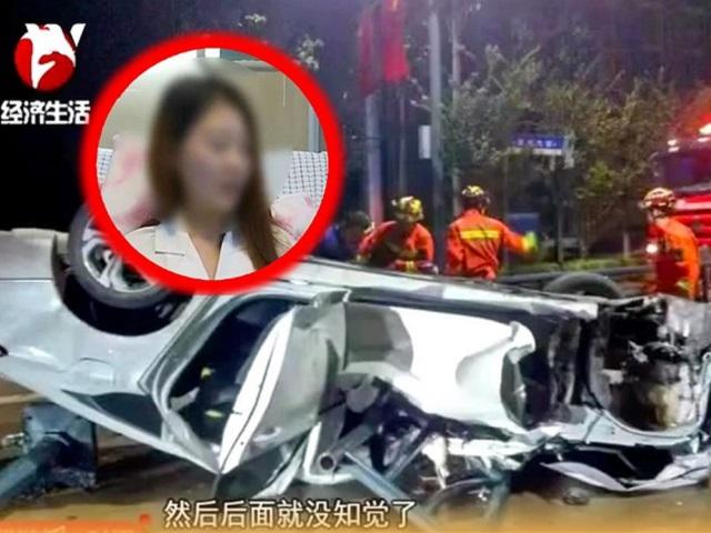 Say rượu lái xe gây tai nạn, thanh niên đòi cưới luôn nạn nhân - 1