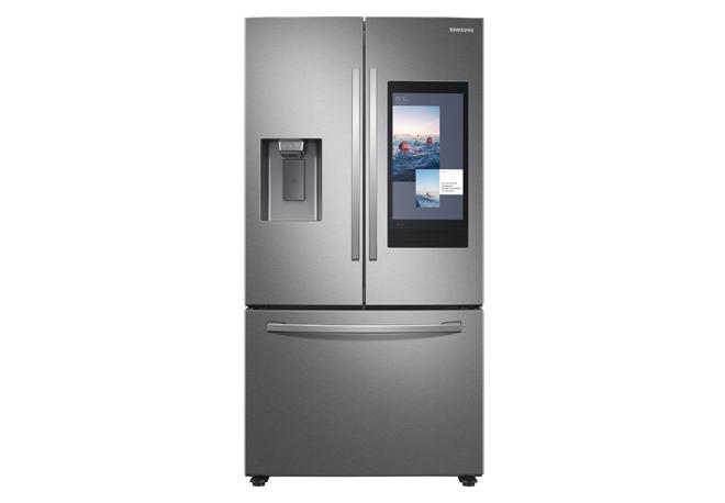 Ra mắt tủ lạnh Family Hub, có AI và chuẩn bị thực phẩm thông minh - 1