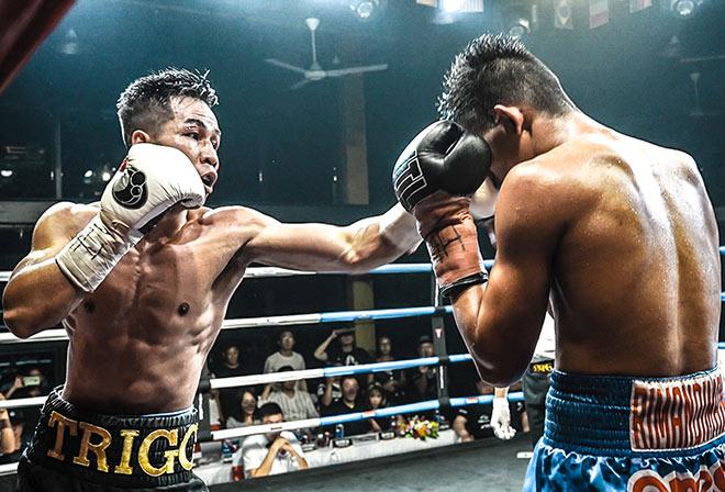 """Boxing: """"Cao nhân"""" truyền chiêu đấu Tây, võ sĩ Văn Thảo bỏ Tết luyện công - 1"""