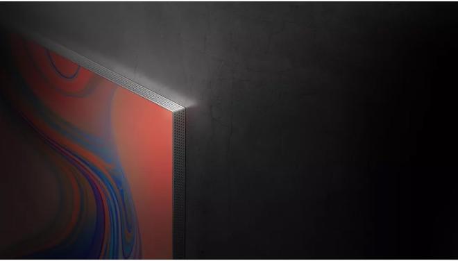Samsung ra mắt TV QLED 8K siêu nét, không viền màn hình - 1