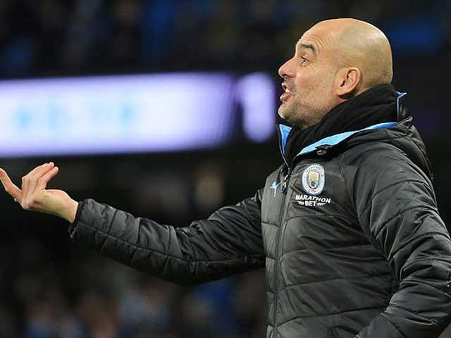 Guardiola có thể dẫn dắt MU: Pep trước trận derby nói gì về tin đồn? - 1