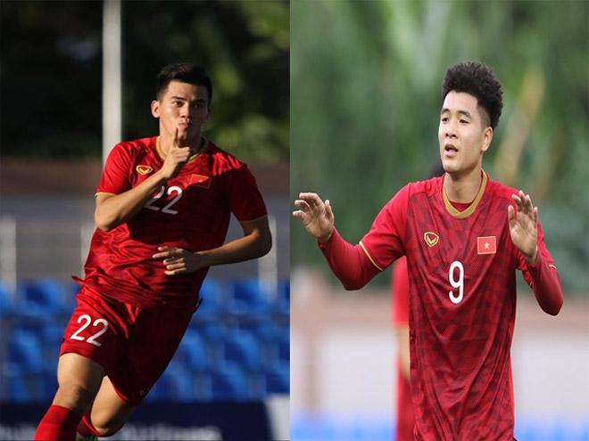 """U23 Việt Nam đấu UAE: Thầy Park có dùng """"súng hai nòng""""? - 1"""