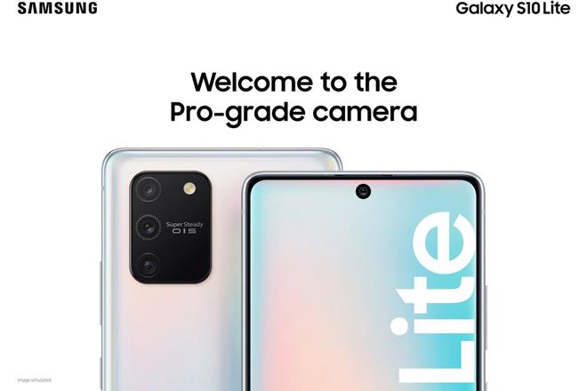 """Đã rõ ngày """"lên kệ"""" Galaxy S10 Lite và Galaxy Note 10 Lite - 1"""