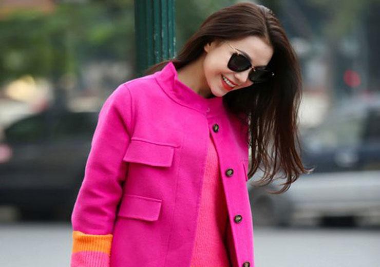 Những màu sắc thời trang thường được người Việt chọn trong dịp Tết - 7