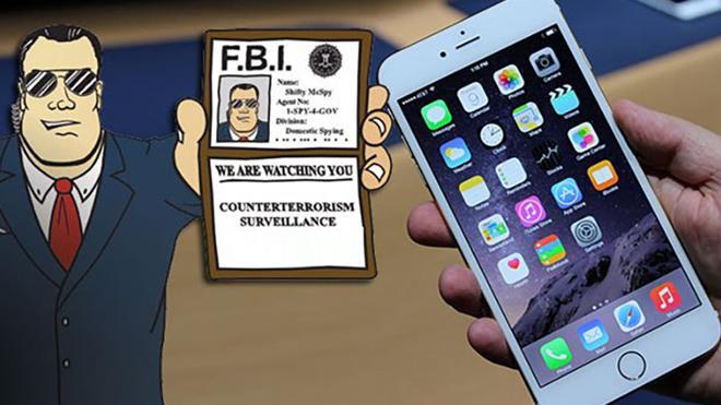 FBI nhờ Apple mở khóa iPhone để điều tra khủng bố - 1