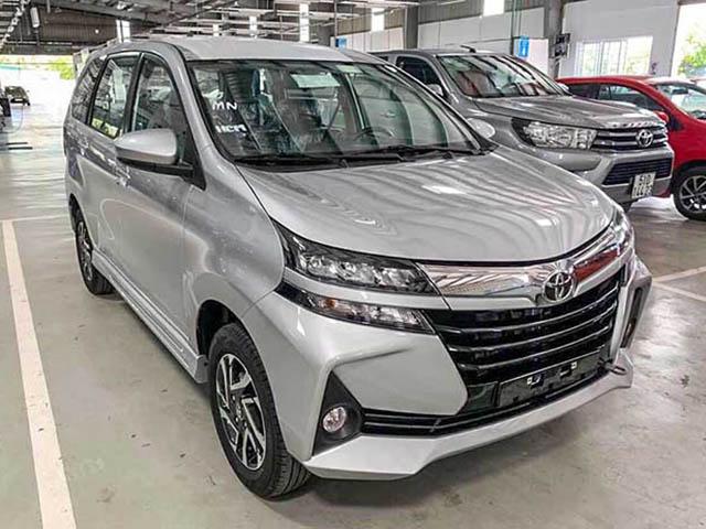 Toyota Avanza đuối sức để cạnh tranh với các đối thủ