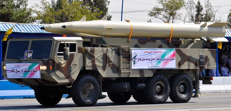 Dấu ấn Trung Quốc trong loạt tên lửa đạn đạo Iran nã vào căn cứ quân sự Mỹ - 1