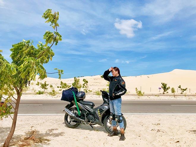 Chuyến đi thanh xuân của cô gái Sài Gòn cùng kỉ vật của cha - 1