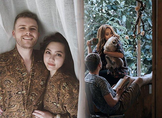 Không được sống thử, chàng luật sư Anh cưới luôn cô gái Hà Nội sau 2 tháng quen - 1