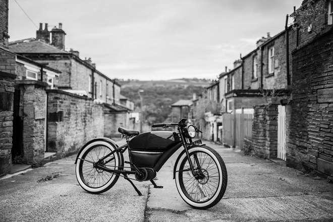 Xe đạp điện Flying Huntsman độ kiểu cổ điển cực chất, giá 120 triệu đồng - 1