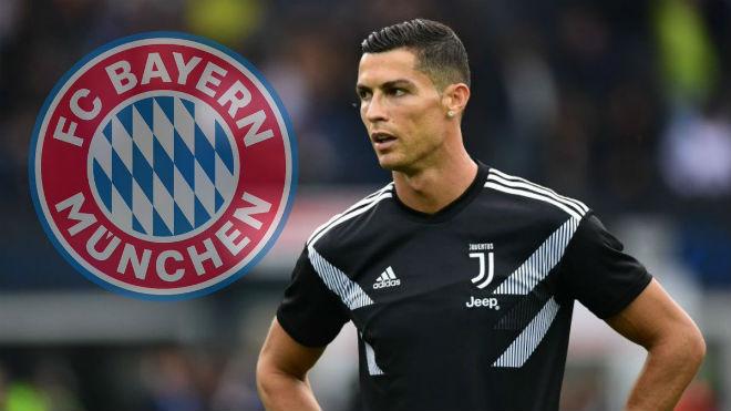 Tin đồn Ronaldo bỏ Juventus đến Đức săn kỳ tích mới: Messi có chạnh lòng? - 1