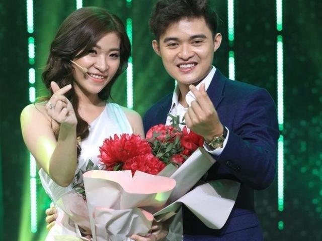 """Bạn trẻ - Cuộc sống - Hủy hôn với bạn trai 6 năm, MC VTV Cẩm Tú kết hôn với chàng trai trong """"Người ấy là ai"""""""