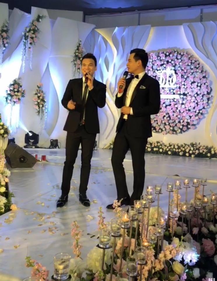 """Sao Việt hát tại """"siêu đám cưới"""" đại gia: Cát xê từ trăm triệu đến tiền tỷ - 1"""