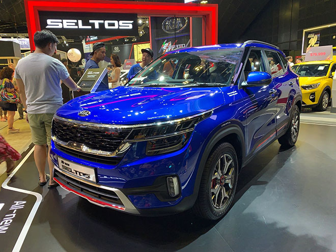 Kia seltos ra mắt tại Singapore, mẫu SUV cỡ nhỏ dự kiến bán ra vào quý II năm nay - 1