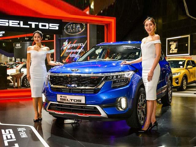 Kia seltos ra mắt tại Singapore, mẫu SUV cỡ nhỏ dự kiến bán ra vào quý II năm nay