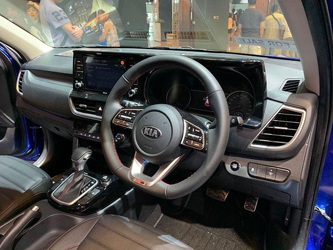 Kia seltos ra mắt tại Singapore, mẫu SUV cỡ nhỏ dự kiến bán ra vào quý II năm nay - 5
