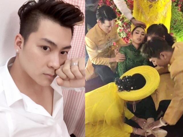 Ca nhạc - MTV - Lâm Khánh Chi bất ngờ ngất xỉu giữa đám cưới nghìn người