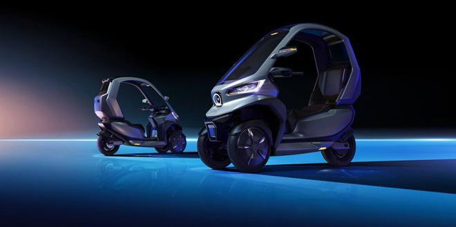 Niu RQi-GT và TQi-GT: Xe điện tối ưu cho đô thị - 1