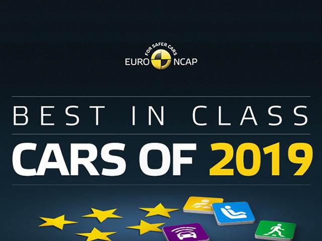 Danh sách xe an toàn nhất năm 2019 do Euro NCAP công bố