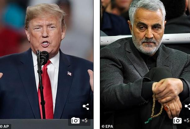 Số phận tướng Iran Soleimani được định đoạt từ 18 tháng trước? - 1