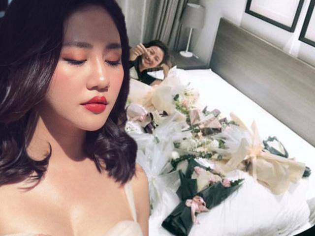 Văn Mai Hương lần đầu khoe ảnh chốn riêng tư sau vụ lộ 5 clip nhạy cảm