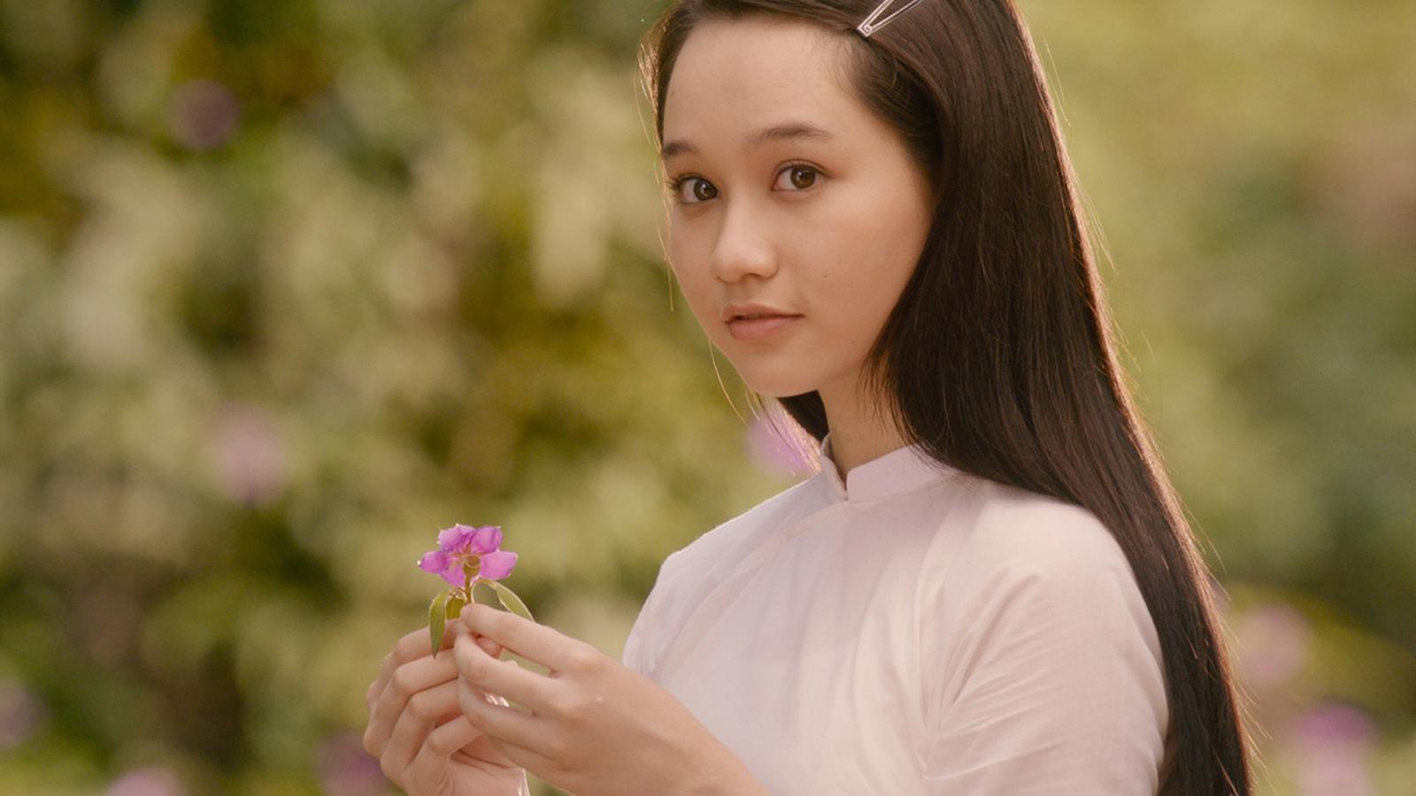 """Nàng """"Mắt Biếc"""" 21 tuổi hot nhất màn ảnh Việt tiết lộ điều bí mật - 7"""