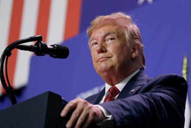 Ông Trump tuyên bố gây sốc với Iran - 1