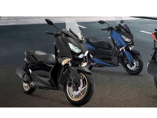 Yamaha XMAX 250 2020 trình làng, giá khởi điểm từ 98 triệu đồng