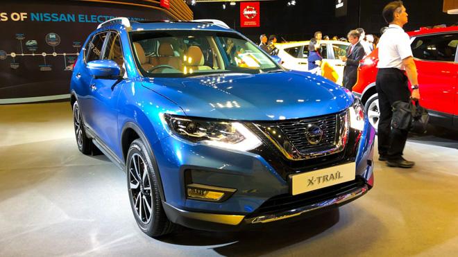 Nissan X-Trail bản nâng cấp nhẹ, giá 2,1 tỷ đồng có gì đặc biệt? - 1