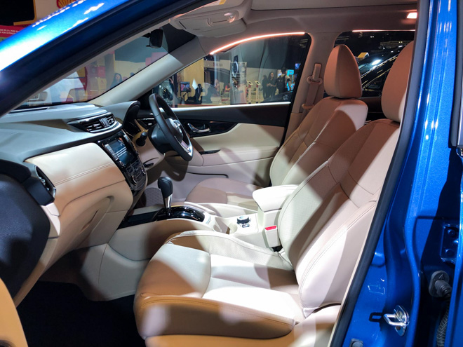Nissan X-Trail bản nâng cấp nhẹ, giá 2,1 tỷ đồng có gì đặc biệt? - 6