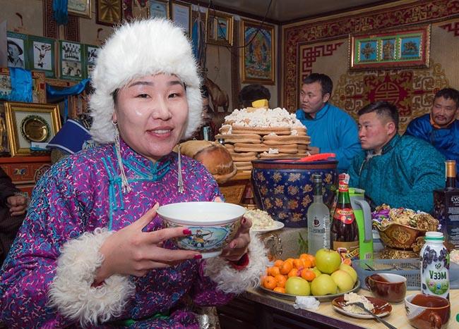 Lễ mừng năm mới của người Mông Cổ có gì đặc biệt - 1