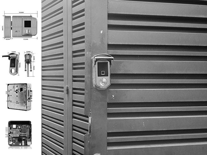 Trào lưu sử dụng khoá vân tay 5ASYSTEMS DS1000  cho nhà trọ và lợi ích Khóa mang lại - 1