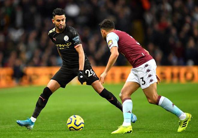 Video highlight trận Aston Villa - Man City: Đại tiệc 7 bàn, hat-trick ngôi sao - 1