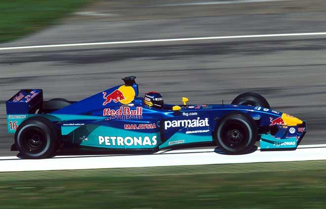 """Các """"đế chế"""" đua xe F1: """"Hình bóng"""" của kẻ thống trị Mercedes - 1"""