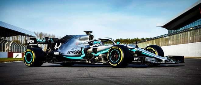 """Các """"đế chế"""" đua xe F1: """"Hình bóng"""" của kẻ thống trị Mercedes - 6"""