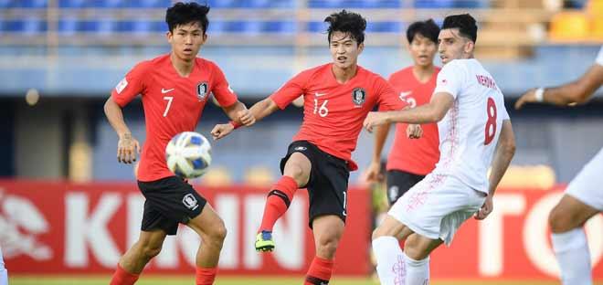 Hàn Quốc và Thái Lan: Bài học nào cho U23 Việt Nam - 1