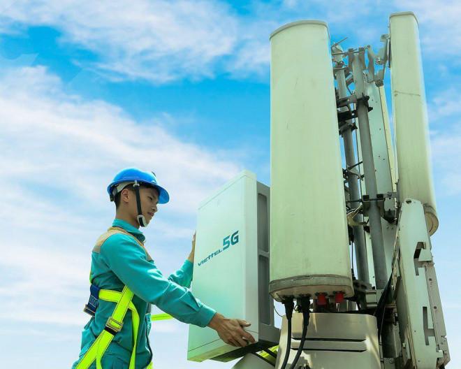 Việt Nam xác định chiến lược phát triển 5G làm hạ tầng cho kinh tế số - 1