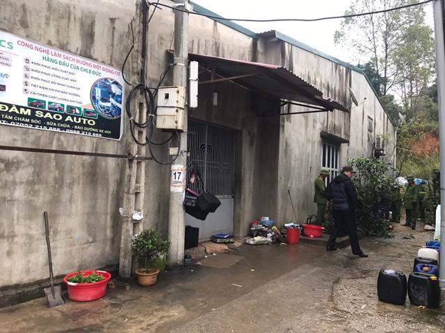 Lộ diện nghi phạm xả súng 7 người thương vong ở Lạng Sơn