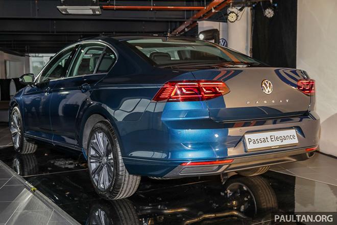 Volkswagen Passat 2020 ra mắt với duy nhất một phiên bản, giá từ 1,072 tỷ đồng - 2