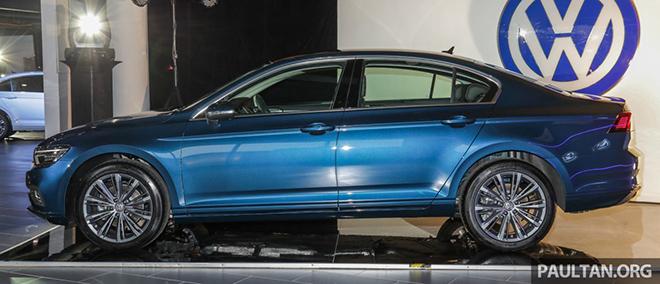 Volkswagen Passat 2020 ra mắt với duy nhất một phiên bản, giá từ 1,072 tỷ đồng - 3